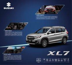 Catálogo Suzuki ( Más de un mes)