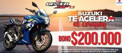 Ofertas de Moto  en el catálogo de Suzuki en Curumaní