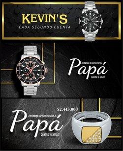 Ofertas de Ropa, zapatos y complementos en el catálogo de Kevin's Joyeros ( Publicado ayer)