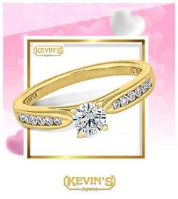 Ofertas de Kevin's Joyeros en el catálogo de Kevin's Joyeros ( Más de un mes)