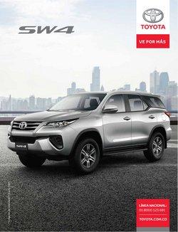 Catálogo Toyota en Armenia ( Más de un mes )