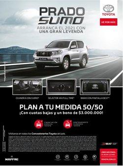 Ofertas de Coche, moto y repuestos en el catálogo de Toyota en San Martín Meta ( Publicado ayer )
