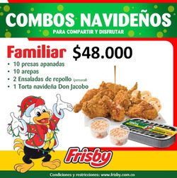 Ofertas de Restaurantes  en el catálogo de Frisby en Riohacha