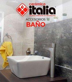 Ofertas de Ferreterías y Construcción en el catálogo de Cerámica Italia ( Vence mañana)