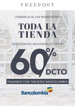 Catálogo Bancolombia ( 3 días más )