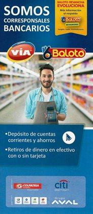 Ofertas de Bancos y seguros  en el catálogo de Colpatria en Bogotá
