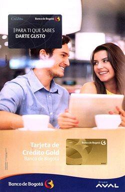 Ofertas de Bancos y seguros en el catálogo de Banco de Bogotá en Barrancas ( Más de un mes )