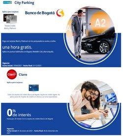 Ofertas de Bancos y Seguros en el catálogo de Banco de Bogotá ( Publicado ayer)