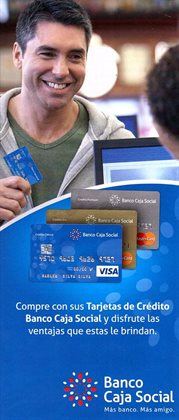 Ofertas de Bancos y seguros en el catálogo de Banco Caja Social en Puerto Colombia Atlantico ( 2 días más )