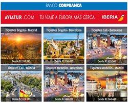 Ofertas de Corpbanca  en el catálogo de Medellín
