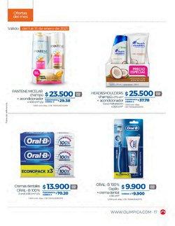 Ofertas de Crema dental en Olímpica