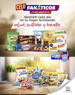 Ofertas de Nestlé en Olímpica