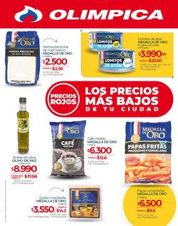 Ofertas de Supermercados en el catálogo de Olímpica en Envigado ( Vence mañana )