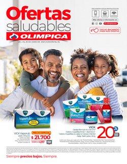 Ofertas de Supermercados en el catálogo de Olímpica ( 8 días más)