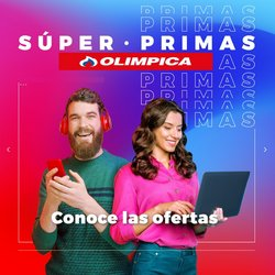 Catálogo Olímpica ( Vence mañana)