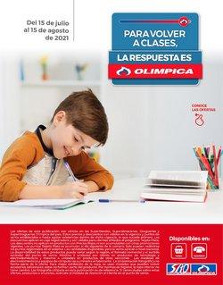 Ofertas de Supermercados en el catálogo de Olímpica ( 14 días más)