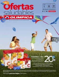 Ofertas de Supermercados en el catálogo de Olímpica ( 26 días más)