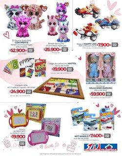 Ofertas de Mattel en el catálogo de Olímpica ( 14 días más)