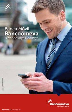 Ofertas de Bancos y Seguros en el catálogo de Bancoomeva ( Más de un mes)