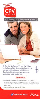 Catálogo Banco AV Villas en Santa Marta ( Caducado )