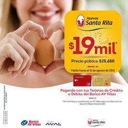 Ofertas de Bancos y seguros en el catálogo de Banco AV Villas ( Más de un mes)
