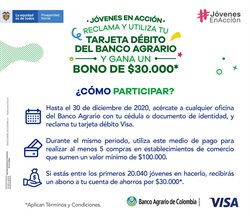 Catálogo Banco Agrario de Colombia ( Caducado )