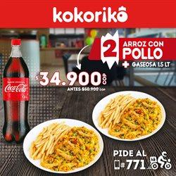 Ofertas de Coca-Cola en Kokoriko