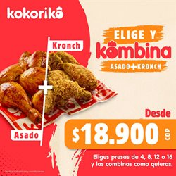 Catálogo Kokoriko ( Caduca hoy )