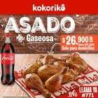 Ofertas de Restaurantes en el catálogo de Kokoriko en Copacabana ( 14 días más )