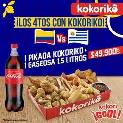 Catálogo Kokoriko ( 2 días más)