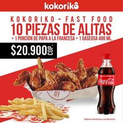 Catálogo Kokoriko ( Vence hoy)