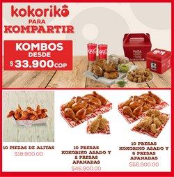 Ofertas de Kokoriko en el catálogo de Kokoriko ( 4 días más)