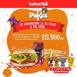 Catálogo Kokoriko ( 12 días más)