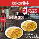 Cupón Kokoriko en Madrid ( 6 días más )
