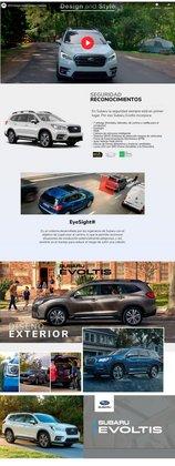 Ofertas de Objetivos en Subaru