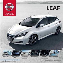 Catálogo Nissan en Soledad ( Más de un mes )