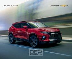 Catálogo Chevrolet en Medellín ( Más de un mes )