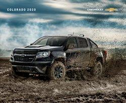 Catálogo Chevrolet en Bogotá ( Más de un mes )