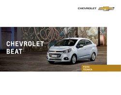 Catálogo Chevrolet ( Más de un mes )