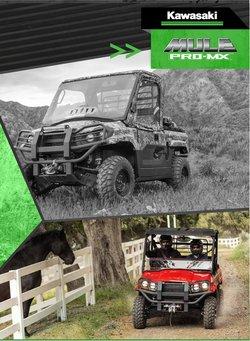 Catálogo Kawasaki en Villavicencio ( Más de un mes )