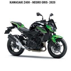 Catálogo Kawasaki ( 11 días más )