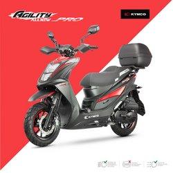 Ofertas de Coche, moto y repuestos en el catálogo de Kymco ( 2 días más)