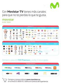 Catálogo Movistar en Bucaramanga ( Caducado )
