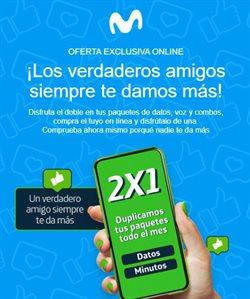 Catálogo Movistar ( Vence mañana )