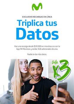 Ofertas de Informática y electrónica en el catálogo de Movistar en Bogotá ( 3 días publicado )