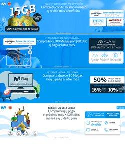 Ofertas de Informática y electrónica en el catálogo de Movistar ( 2 días más)