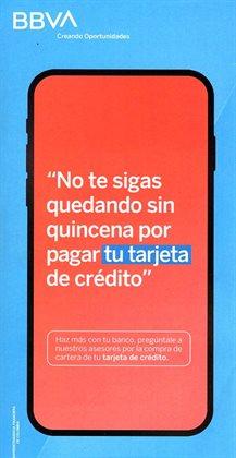 Ofertas de Bancos y seguros en el catálogo de BBVA en Soledad ( Más de un mes )