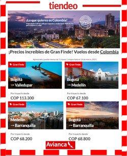 Catálogo Avianca en Barranquilla ( Caducado )