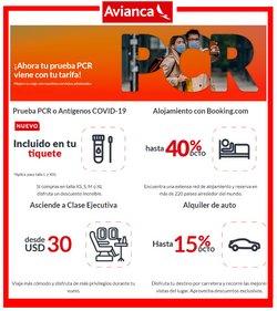 Ofertas de Viajes en el catálogo de Avianca en Pereira ( 8 días más )