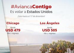 Ofertas de Viajes  en el catálogo de Avianca en Riohacha